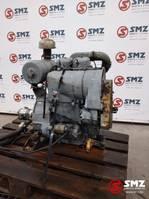 Motor vrachtwagen onderdeel Deutz Occ Motor F2L511 Deutz met hydrauliekpomp