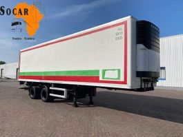koel-vries oplegger Samro SR 233DCR city trailer 2004
