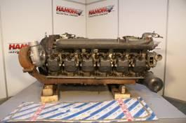 Motor auto onderdeel Mercedes-Benz OM447HLA RECONDITIONED