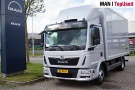 gesloten bestelwagen MAN TGL 10.190 4X2 BL temperature controlled 2019