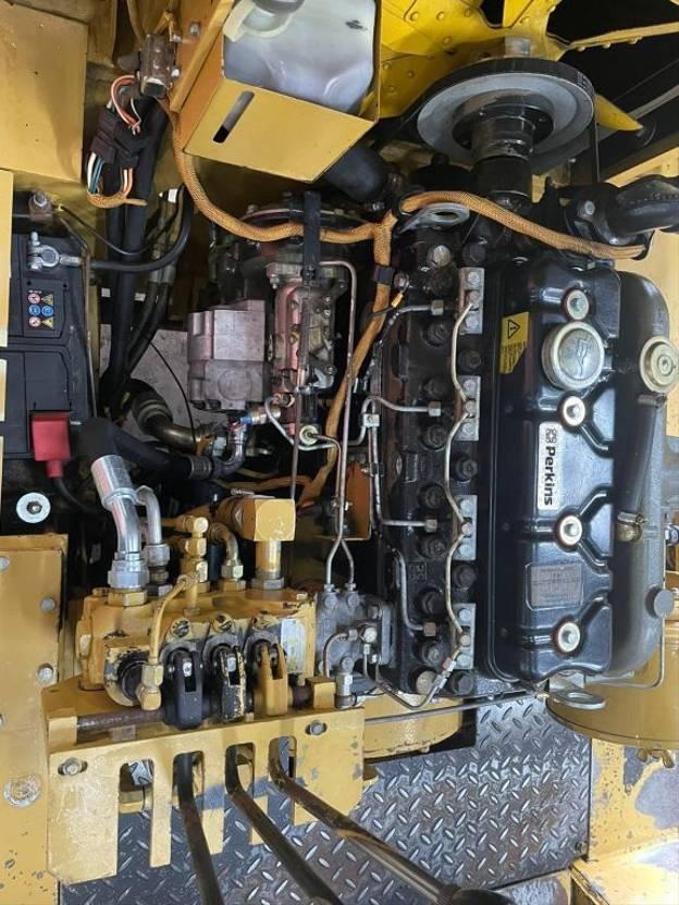 vorkheftruck Caterpillar V80E 1990