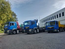 bakwagen vrachtwagen MAN Wij zoeken vrachtwagens / kranen / containersystemen 2010