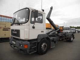 open laadbak vrachtwagen MAN 19.343 1998