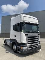 mega-volume trekker Scania R410 Topline      3 Units !