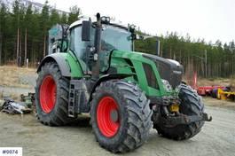 standaard tractor landbouw Fendt 828 Vario 2014