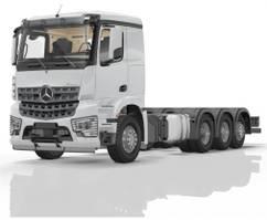 kraanwagen Mercedes-Benz Arocs 3252 L 8x4/4 Classicspace cabin 2021