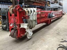 overige equipment onderdeel Krupp GMK 5100 Complete boom