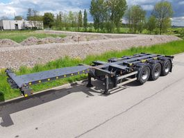 container chassis oplegger Nooteboom FT-43-03V Multichassis 1999