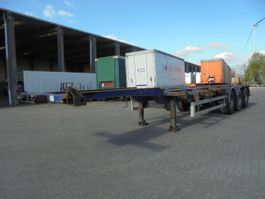 container chassis oplegger Wielton NS 34 P 2005