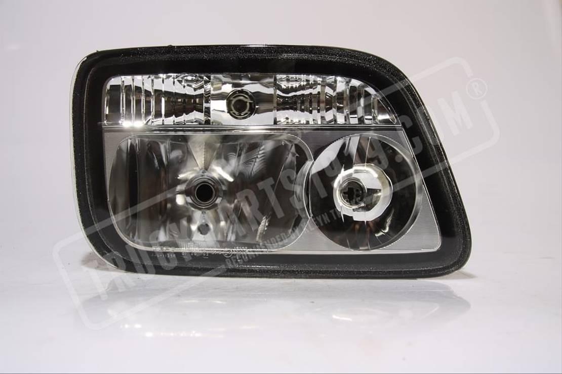Koplamp vrachtwagen onderdeel Mercedes-Benz Headlight Mercedes Actros R.