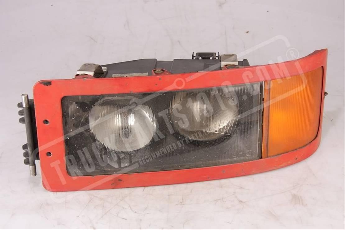 Koplamp vrachtwagen onderdeel MAN Headlight LH. MAN