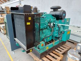 generator Cummins CP 180 - 5T. GENERATOR 185 KVA.