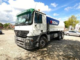 tankwagen vrachtwagen Mercedes-Benz Actros 2536 2003