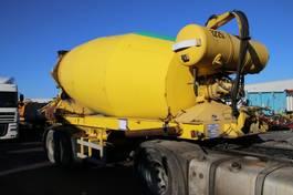 betonmixer oplegger Liebherr BETON MIXER - SF36BM - 12 M³ 1997