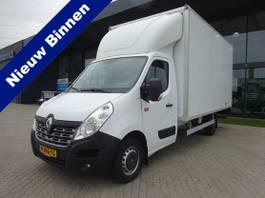 bakwagen vrachtwagen Renault Master T35 170 2.3 dCi Achterdeuren + Airco 2018