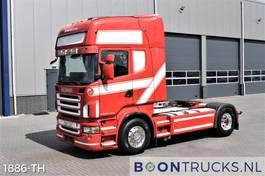 standaard trekker Scania R500-V8 4x2 | EURO5 * MANUAL * RETARDER *HYDRAULICS * FULL AIR 2007