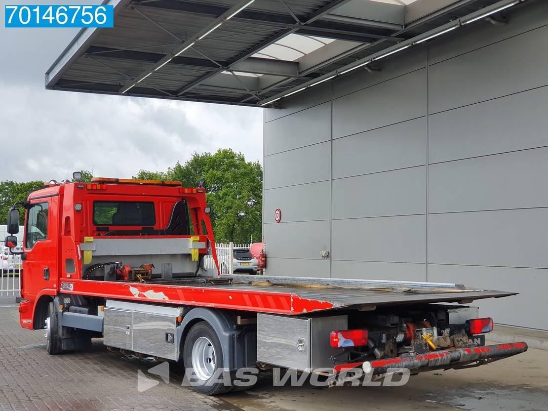 takelwagen-bergingswagen-vrachtwagen MAN TGL 12 4X2 Manual Euro 6 Bergingswagen/Abschleppwagen 2015