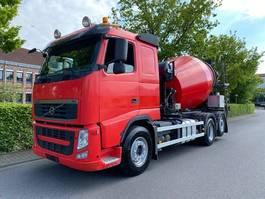 betonmixer vrachtwagen Volvo FH 460 6x2/ Liebherr 7 m³/Verlängerung 9,00m Mit Remote 2011