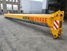 overige equipment onderdeel Terex Demag AC 300-1 telesection 6