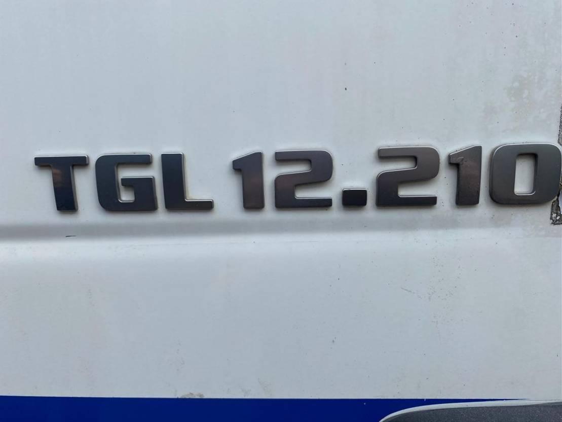 autohoogwerker vrachtwagen MAN TGL 12 HOOGTEWERKER - 2008 - EURO 4 - 15 METER - MANUEEL - BLADVERING 2008