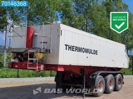 kipper oplegger Langendorf SKA24/29 3 axles Thermomulde 22m3 Thermo Isoliert 2008