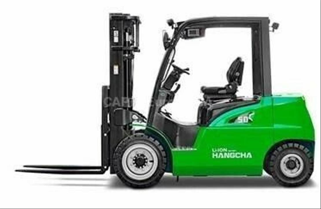 vorkheftruck Hangcha XC50 2021