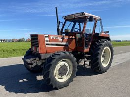 standaard tractor landbouw Fiat 115-90 DT 1985