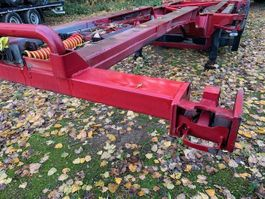 container chassis oplegger Krone SD 2004