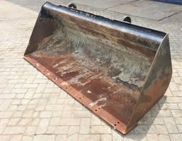 graafbak JCB Q-fit front 2,3m (bucket for Telehandler)