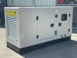 generator Ricardo 62.5 KVA Silent Generator 3 Phaze 50HZ New Unused 2020