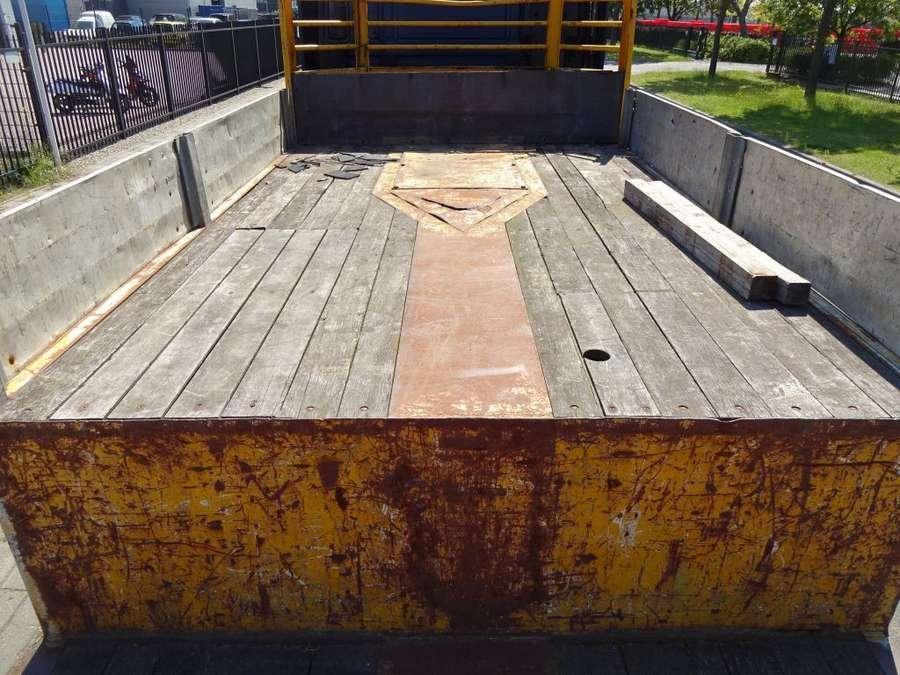 Nooteboom - Aufziehbar bis 25 meter - 3x Hydr Gelenkt 7