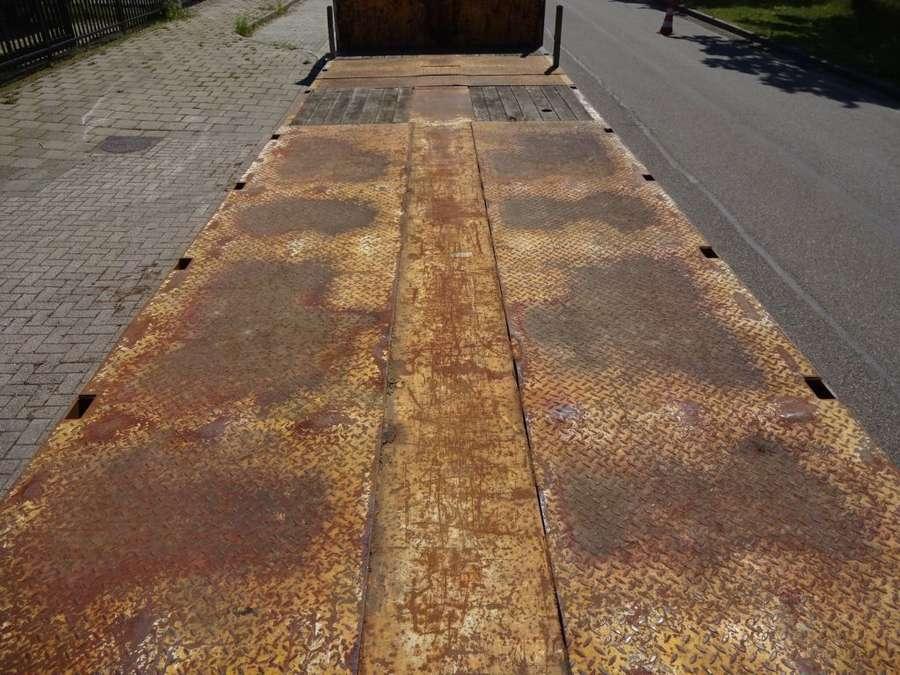 Nooteboom - Aufziehbar bis 25 meter - 3x Hydr Gelenkt 6
