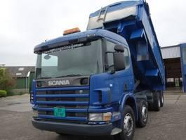 kipper vrachtwagen > 7.5 t Scania P114 114-340 8x4 1999