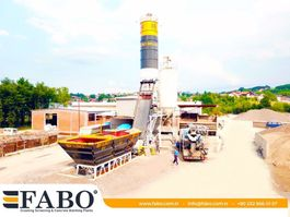 betoncentrale FABO Compat-60 Skip System Concrete Batching Plant | Ready in Stock 2021