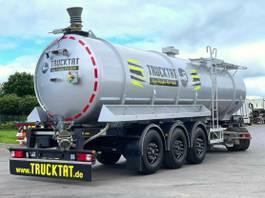 tankoplegger KAESSBOHRER V2A Gülle 30 m³, Lift+Optiturn, Leer 5.600 Kg 2021
