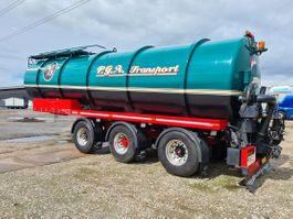 tankoplegger Lako T344 (Lako tanktrailer) 2016
