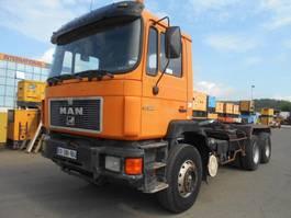 open laadbak vrachtwagen MAN 32.322 1995