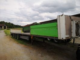 open laadbak oplegger Schmitz Cargobull SCS 24/L-13,62 13.6M OPEN BACK 2004