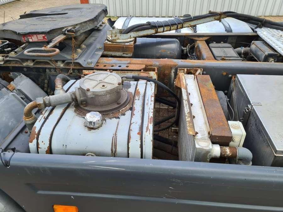 Scania - Hydrauliek set 1