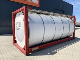 tankcontainer Welfit Oddy 24.900L TC, UN PORTABLE T11, L4BN, valid 5y/CSC: 03-2023 2007