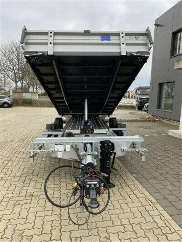 kipper aanhanger Diversen Other Tandemkippanhänger IDMS2-TD119A / Rampen