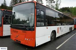 overige bussen Volvo B12BLE, 8700LE 6x2 City Bus 14.5 meters. 51 + 30 p 2010