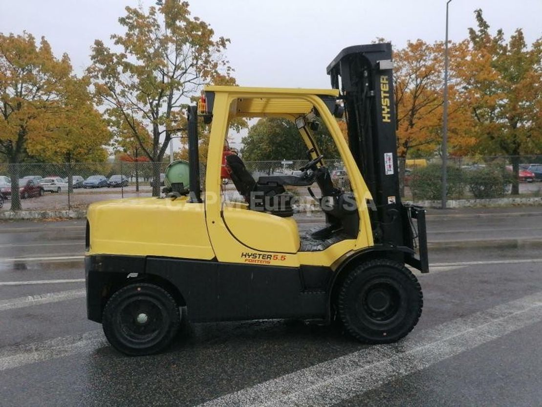 vorkheftruck Hyster H5.50FT 2012