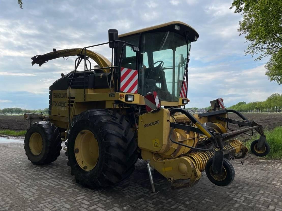 overige oogstmachines New Holland Hakselaar New Holland FX450