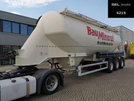 tankoplegger Feldbinder EUT 40.3 / Alu-Felgen / 40.000 l / Lenkachse 2013