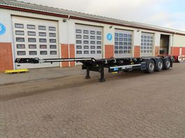 container chassis oplegger CIMC Container chassis 2019