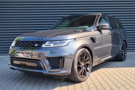 suv wagen Land Rover 3.0 SDV6 HSE Dynamic Black Pack - Rear Seat Entertainment 2020