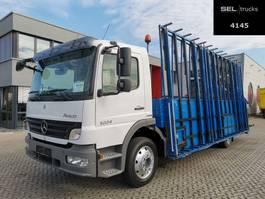kraanwagen Mercedes-Benz Atego 1224 / Glastransport / TEREX Kran