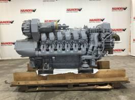 Motor auto onderdeel MTU 12V4000 M90 NEW 2011