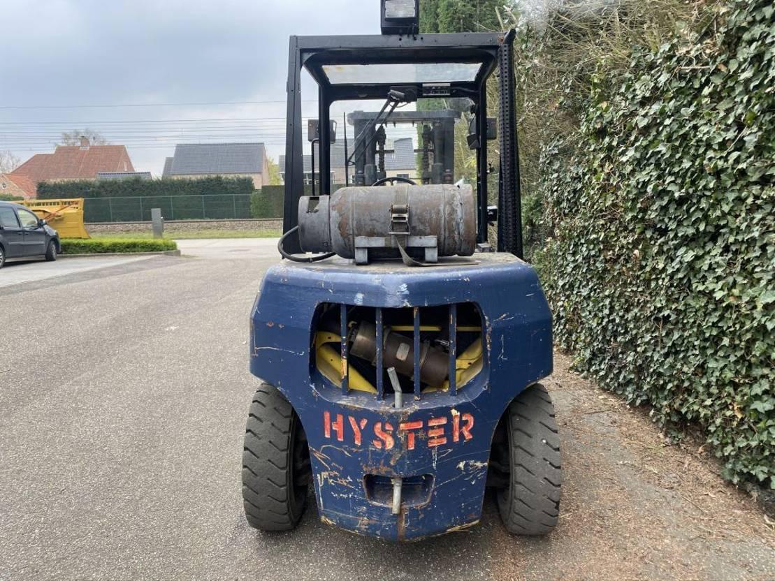 vorkheftruck Hyster H4.00XL 1994